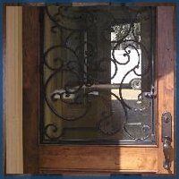 Wrought Iron Door, Iron Doors Denver